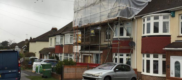 Kent Scaffolding, scaffolding, Scaffolders, scaffolds