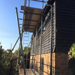Scaffolds, Kent Scaffolding - Domestic and Commercial scaffolding